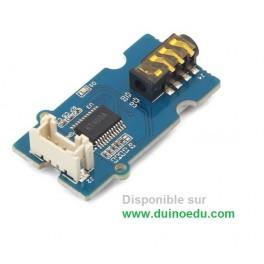 WM - Lecteur MP3 + carte SD compatible 4G mini