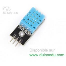 WM - Capteur de température (positive) et humidité DHT11