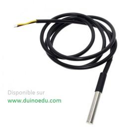 WM - Sonde de température numérique étanche Dupont