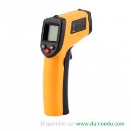 TT1 - Thermomètre infrarouge -55 à 380°