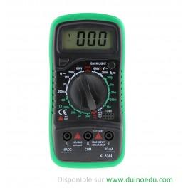 TM1 - Multimètre le moins cher (Expert 02)