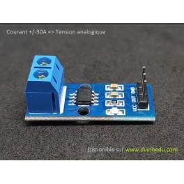 GN - Capteur de courant +/- 30A