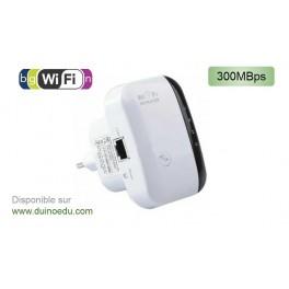 Point d'accès Wifi / RÉPÉTEUR