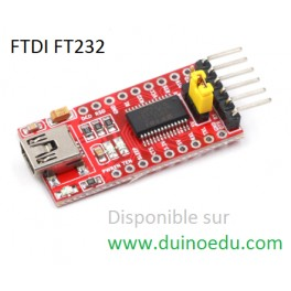 MODULE FTDI FT232