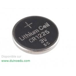 PILE LITHIUM CR1225