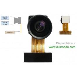 Camera OV2640 grand angle 160° pour ESP32CAM