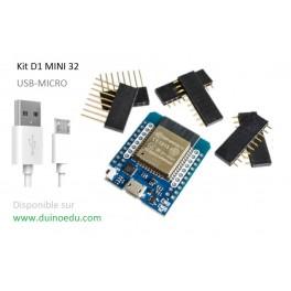 D1 mini 32 Wifi (kit)