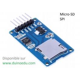 PM - Module lecteur de carte SD-Micro