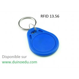 BADGE RFID 13.56M