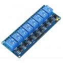 8 relais 5V opto-isolés DUPONT pour Arduino