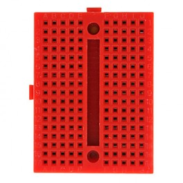 Plaque d'essais LAB 170 points (rouge)