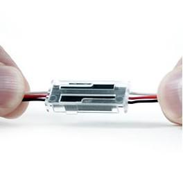 Clip sécurité pour rallonge servos
