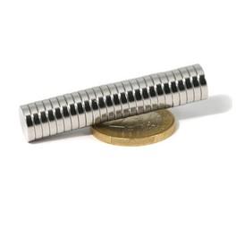 Aimant néodyme 10x2mm