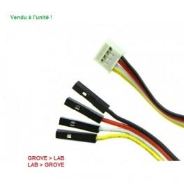 Adaptateur Grove/Dupont
