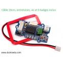 WM RFID - Lecteur tout tag RFID 125K V2