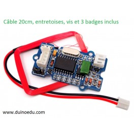 GM RFID - Lecteur tout tag RFID 125K V2