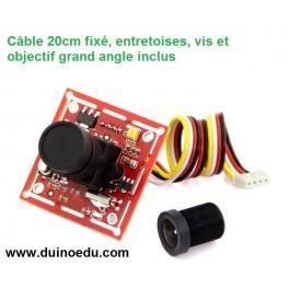 GM  - Caméra Jpeg Grove + objectif interchangeable