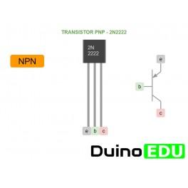RT - Transistor NPN 2N2222